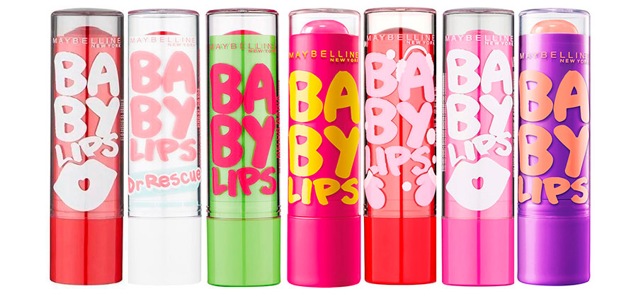 - Baby Lips huulivoide 3.90€