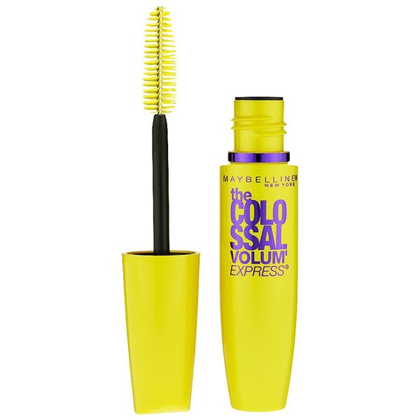 Maybelline Volum Express Colossal Mascara musta