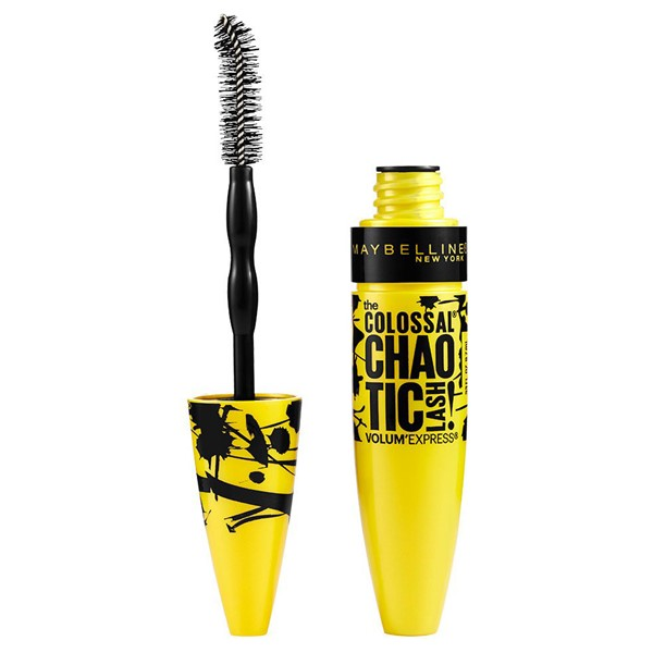 Maybelline Colossal Go Chaotic Volume Express BB Mascara musta