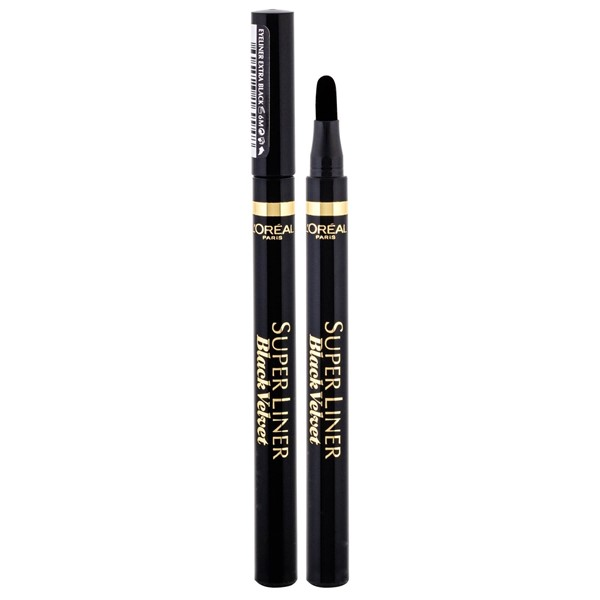 L'Oreal Paris Super Liner Black Velvet 01