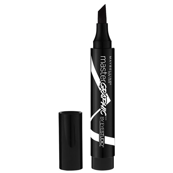 Maybelline Master Graphic Liquid Eyeliner Bold Black