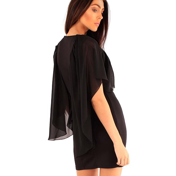 Lili London Tanja mekko musta - Mekot - Juhlamekot  d5810431b1