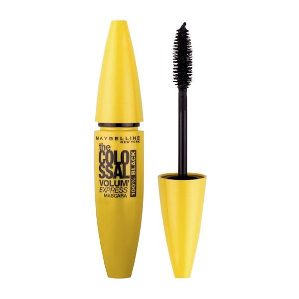 Maybelline Colossal Volume Express 100% Mascara musta