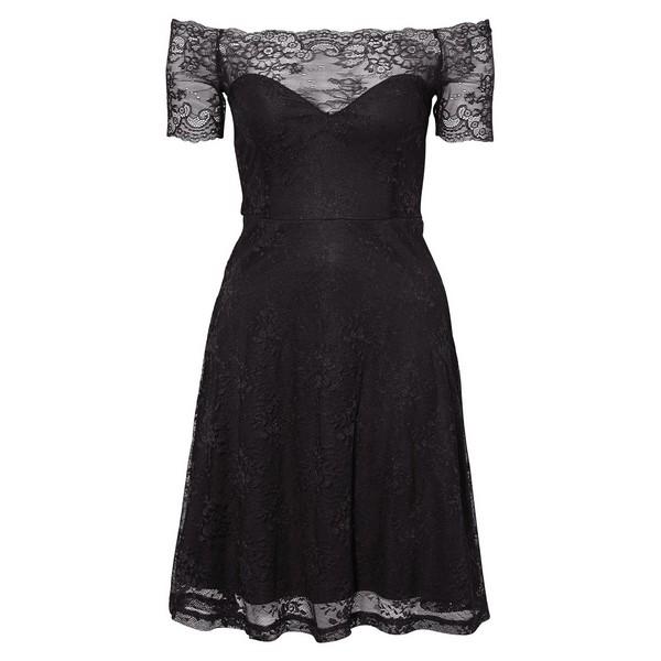 Superior Lace mekko musta Mekot Juhlamekot | Jeans.fi