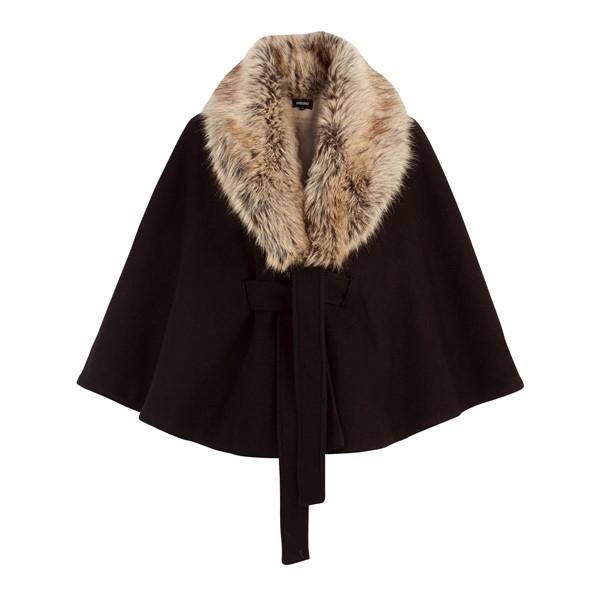 ... Cornelia Cape takki viitta musta. Valmistaja  Make Way 03cc27e66d