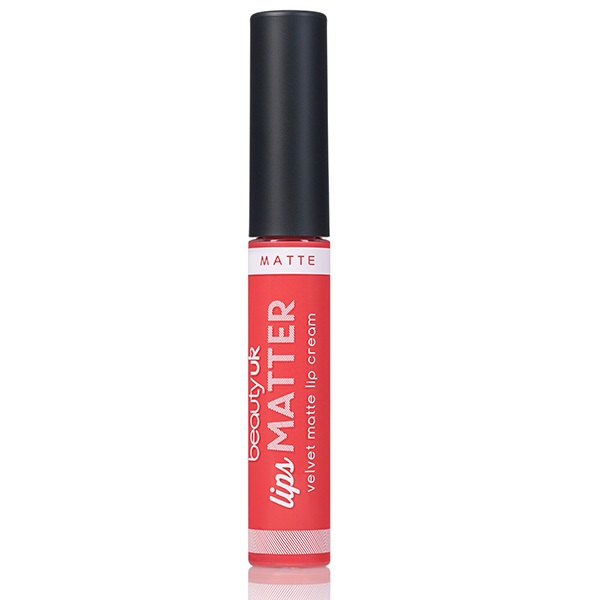 BeautyUK Lips Matter huulivoide 3 Curious Coral