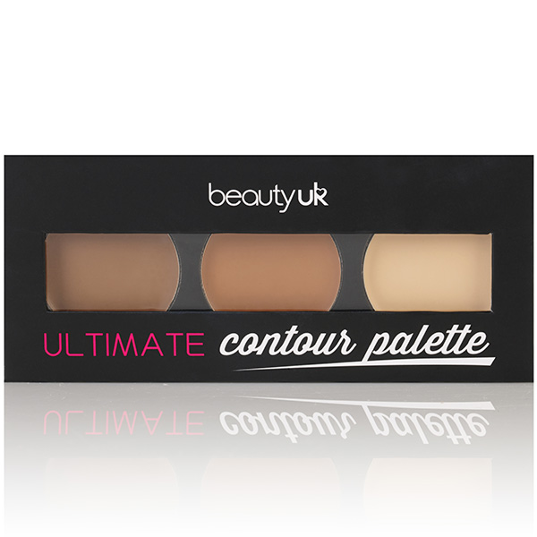 BeautyUK Ultimate meikkivoidepaletti