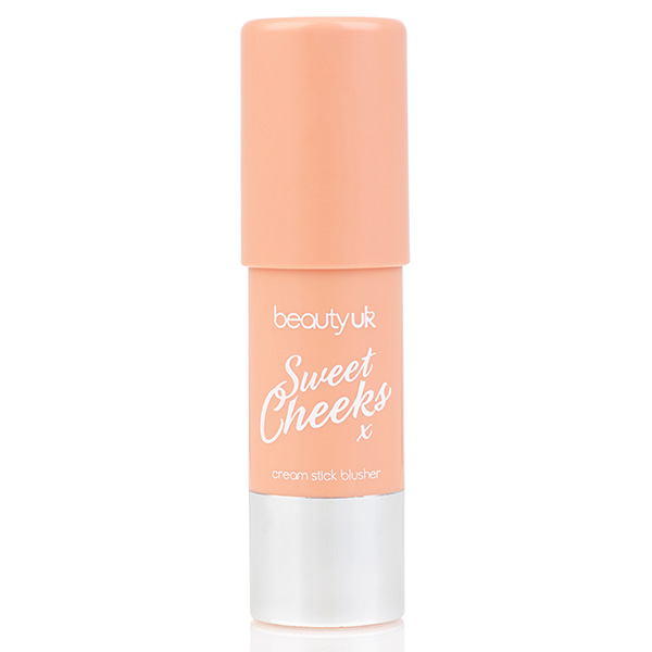 BeautyUK Sweet Cheek poskipuna Peachy Dream 1
