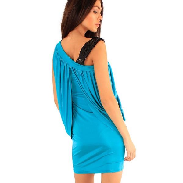 ... Ly XX Lucie mekko turkoosi. Valmistaja  Lili London ddd9ae2790