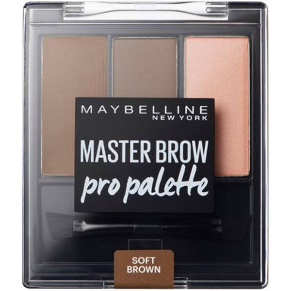 Maybelline Master Brow Design Kit Soft Brown