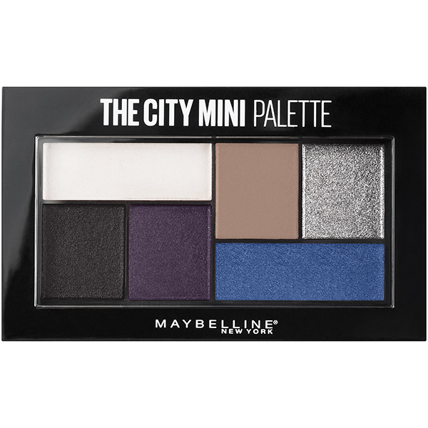 Maybelline The City luomiväripaletti 440 Concrete Runway