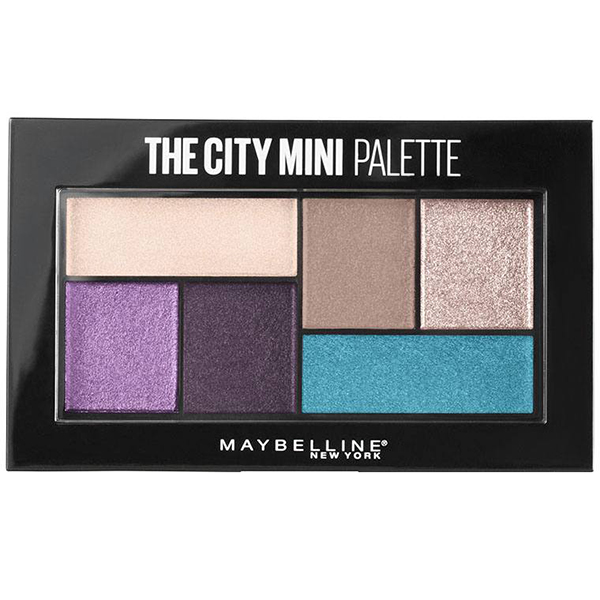 Maybelline The City luomiväripaletti 450 Graffiti Pop