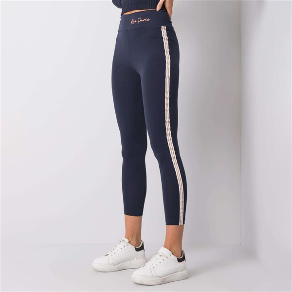 Rue Paris Bonnie leggingsit navy