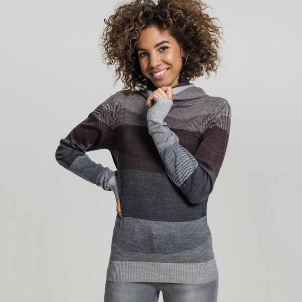 Urban Classics High Neck neulospaita multi