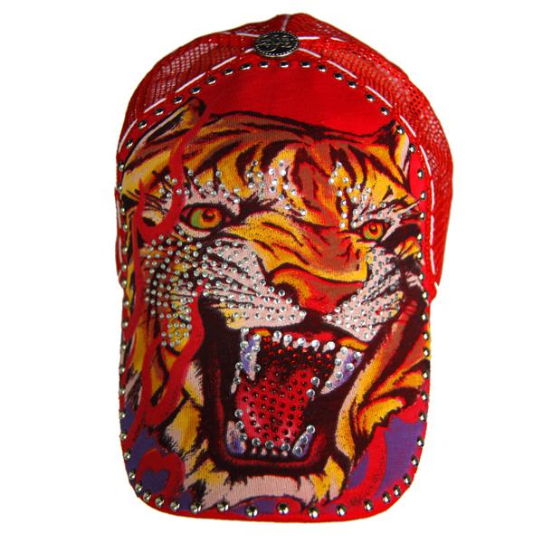 Etusivu · Hatut · Lippahatut. Tiger  n purple - punainen lippalakki ... d15b077b53