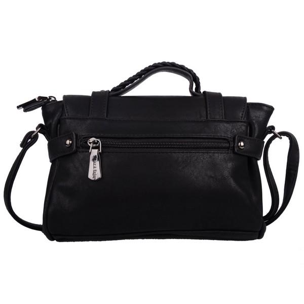 Zara musta laukku : Max enjoy messenger laukku musta laukut jeans fi