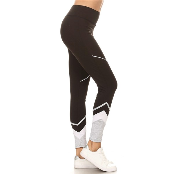 Kimberly Workout Leggingsit musta