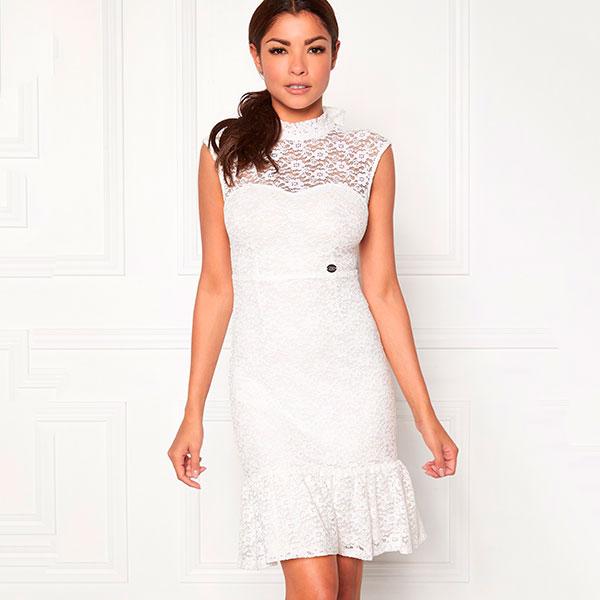 Chiara Forthi Bodycon mekko valkoinen 55e34655f7