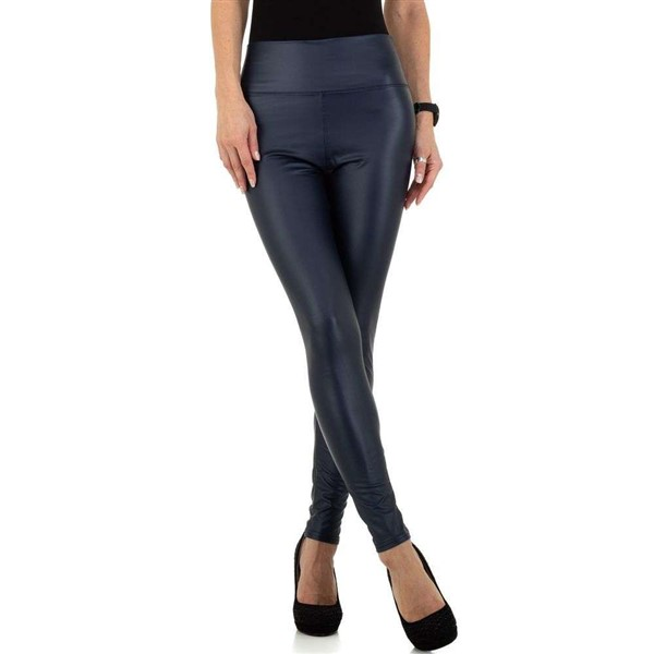 Holala Wetlook Thermo leggingsit tummansininen