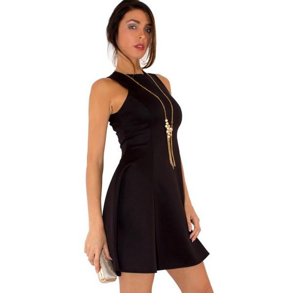 Lili London Marie mekko musta - Mekot - Juhlamekot  a71638eac9