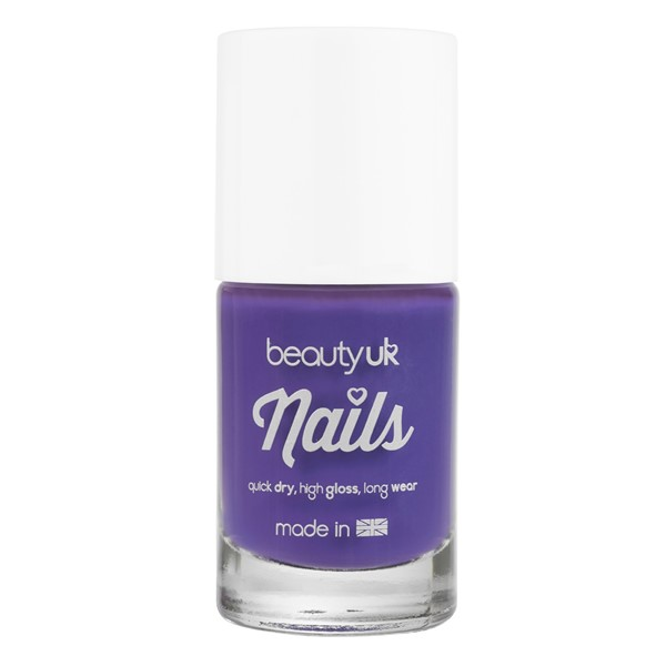 BeautyUK kynsilakka Purple Pizazz