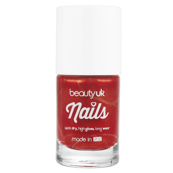BeautyUK kynsilakka Red Royale