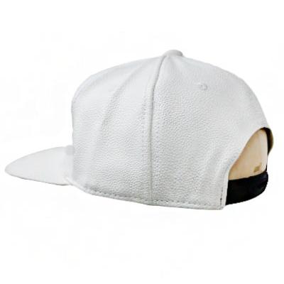 Snap-back lippahattu valkoinen - Hatut - Lippahatut  06345f09bd