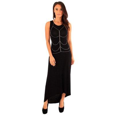 Ly XX Lauren Chain mekko musta 179f27a146