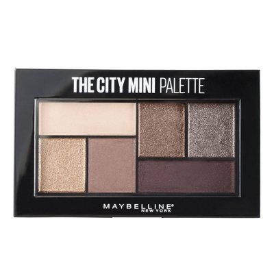 Maybelline The City Mini luomiväripaletti Chill Brunch Neutrals
