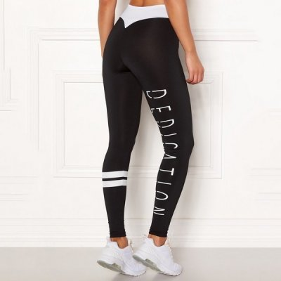 Move It Sport leggingsit musta