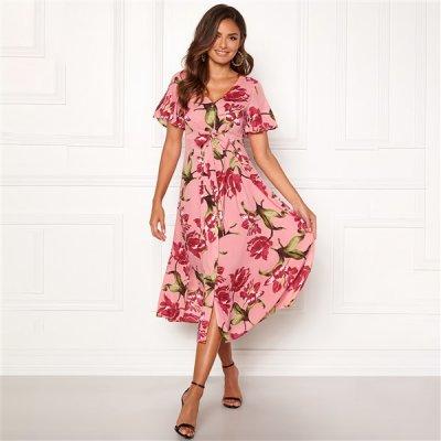 Happy Holly Denice mekko roosa kukkakuvio 91c98e2872
