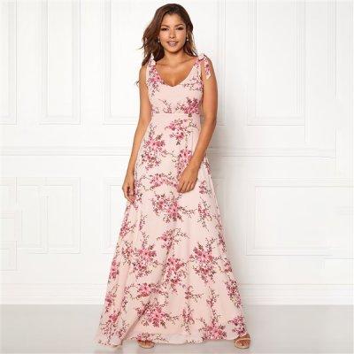 Chiara Forthi Cherie Tie mekko roosa kukkakuvio e757a318b9