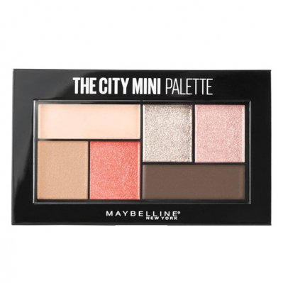 Maybelline The City Mini luomiväripaletti Downtown Sunrise