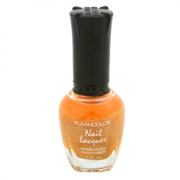 Kleancolor kynsilakka - Holo Orange 138 (15 ml)