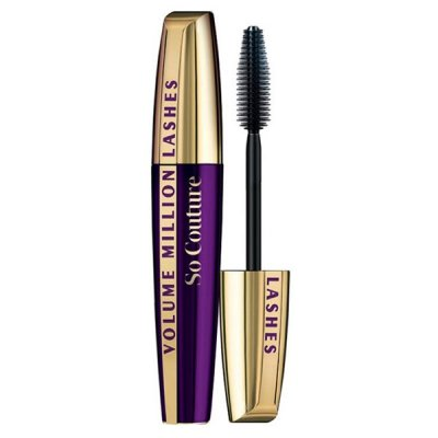 L'Oreal Volume Million Lashes So Couture mascara musta