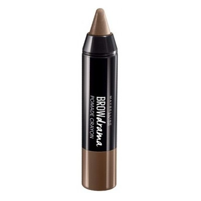 Maybelline Brow Drama Crayon 2 Medium Brown kulmakynä