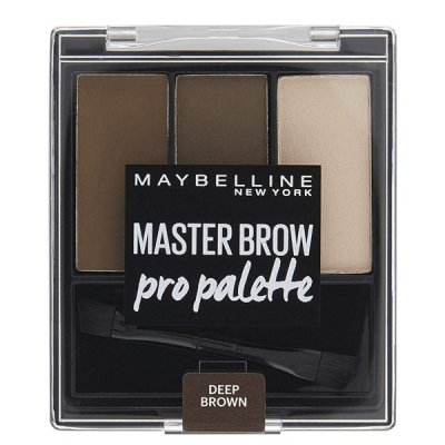 Maybelline Master Brow Design Kit Deep Brown