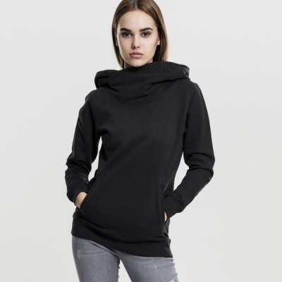 Urban Classics High Neck huppari musta