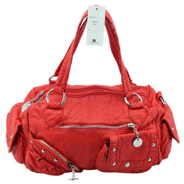 Punainen Käsilaukku : D n k?silaukku punainen laukut jeans fi